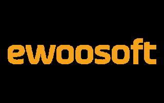 Ewoosoft logo 이우소프트 로고